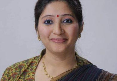 भाजपा महिला मोर्चा की राष्ट्रीय महामंत्री