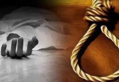 दुःखद खबर -: पति ने जहर ओर पत्नी ने लगाई फांसी, जानिए पूरा मामला